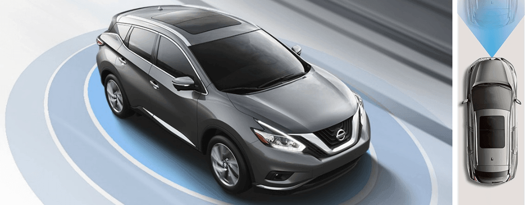 2020-Nissan-Murano-Safety
